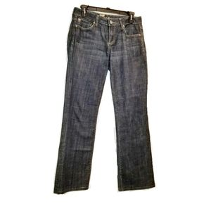 KUT from the KLOTH Bootcut jeans with bedazzle but